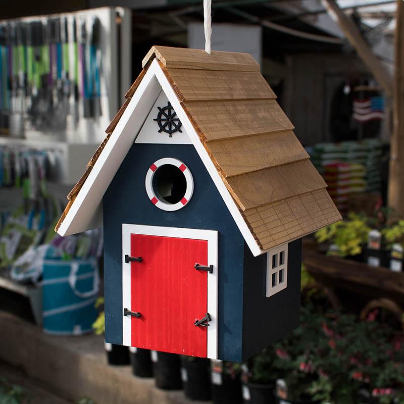 Garden Decor - Bird House